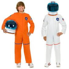 Toddler Astronaut Halloween Costume Kids Astronaut Costume Ebay
