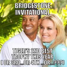 Tiger Woods Memes - tiger woods golf pga bridgestone lindseyvonn meme golfmeme