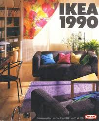 Home Interior Catalogue Ikea Catalog Covers From 1951 2015