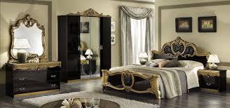 black gold bed black gold wooden bedisde table black gold wooden