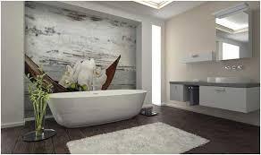 tapeten für badezimmer 20 kleine badezimmer dekoration ideen fototapete als wanddeko