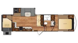 bighorn fifth wheel floor plans 2017 forest river wildcat ultralite 28bh model