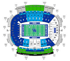 Uky Map University Of Kentucky Official Athletic Site