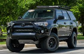 toyota 4runner lifted 2017 4 runner urban off road package vip auto accessories