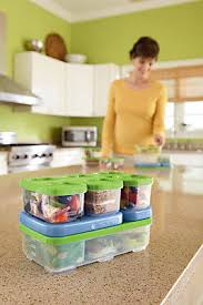 Rubbermaid Bag U0026 Kitchen Wrap Rubbermaid Lunchblox 7 Piece Modular Entree Food Containers With
