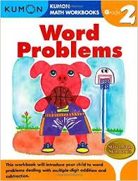 word problems grade 2 kumon math workbooks kumon pub north