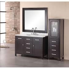 design element bathroom vanities design element 48 ÿ bathroom vanity espresso
