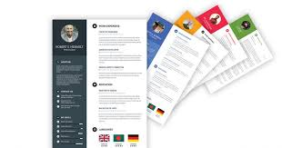 Resume Template Docx Resume Template Word Doc Docx And Psd Formats