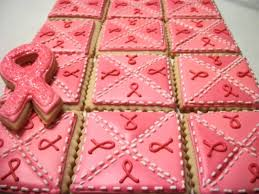 99 best decorated breast cancer cookies images on