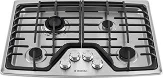 Cooktops Gas 30 Inch Amazon Com Electrolux 30