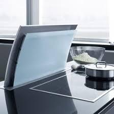 hotte cuisine escamotable gutmann futura hotte de plan de travail escamotable home