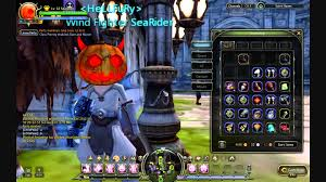 dragon nest halloween event hd youtube