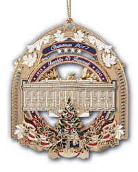 white house historical association ornaments