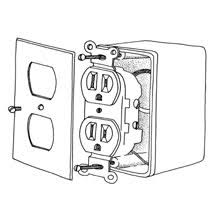 how to repair electrical receptacles