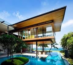 baby nursery modern house with swimming pool modern house with