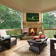 Hearth And Patio Nashville Love Love Love Back Porch Fireplace Yes Pleaseeee For The