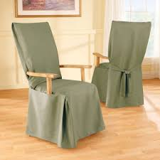 Skirted Dining Chair Dining Room Brown Fabric Dining Room Chair Covers With Half Skirt
