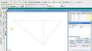 truss example using staad youtube