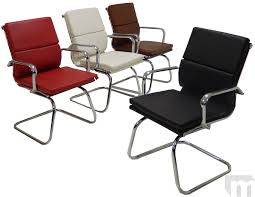 Office Guest Chairs Design Ideas Modern Office Guest Chairs Leather Soft Pad Guest Chair Nature House