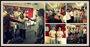 lexis college perth uce students held thai exhibition at st teresa u0027s catholic college