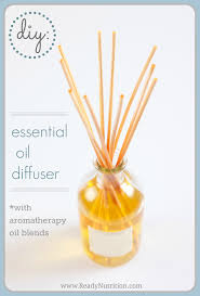 diy how to naturally make an essential oil diffuser plus