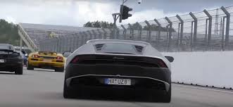 lamborghini huracan custom lamborghini huracan with capristo exhaust aurally dominates