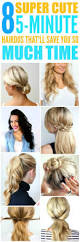 best 25 easy and cute hairstyles ideas on pinterest simple