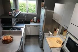 cuisine dans petit espace cuisine petit espace cheap astuces dueco pour optimiser une