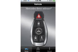 mbrace mercedes mercedes mbrace app now includes concierge service autoguide