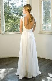vintage inspired wedding dresses vintage inspired wedding dress custom made chiffon