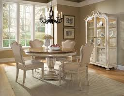 Superb Dining Room Decorating Ideas - White round dining room table sets