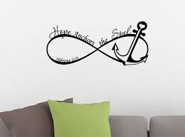 infinity hope anchors the soul hebrews 6 19 religious