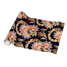 floral gift wrapping paper 86 best designer wrapping paper images on wrapping