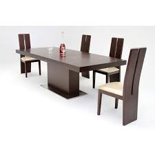 vig furniture vggu841x modrest zenith modern extendable dining