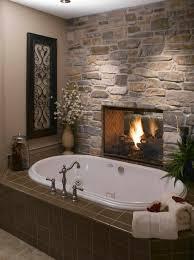luxury bathroom decorating ideas with fireplaces bathrooms with fireplaces bathroom designs
