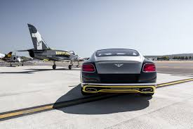 bentley coupe 4 door breitling jet team themed bentley continental gt speeds delivered