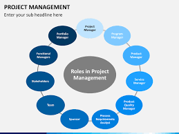 functional managers project management powerpoint template sketchbubble