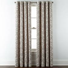 Insulated Kitchen Curtains by Blackout Curtains Energy Efficient U0026 Insulated Curtains Jcpenney