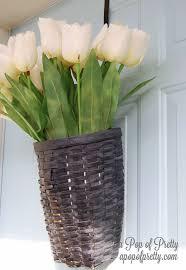 Pinterest Easter Front Door Decorations by 566 Best Easter Spring Wreaths Images On Pinterest Spring