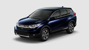 obsidian black color 2017 honda cr v color options