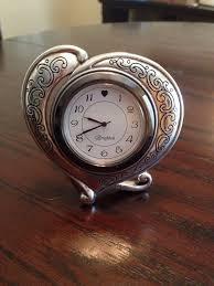 Small Desk Clock Brighton Desk Clock Small Shape Ebay Finds I Like