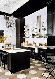 kitchen design classic parisian charm style at home