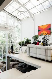 Esszimmer St Le Ohne Lehne Architekt John Henry Hat Sich In Einem Australischen Gewächshaus