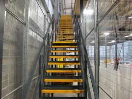 me250 mezzanines floor structures dexion storage and work