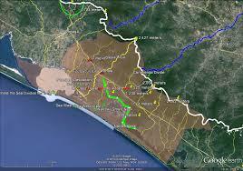 Chiapas Mexico Map Book Of Mormon Resources The Narrow Pass And Narrow Passage