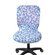 Spandex Seat Covers Elastic Office Chair Covers Spandex Seat Covers For Computer