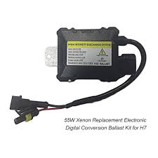 hid ballast for xenon light bulbs uiversal 55w car motorcycle dc electronic control gear hid ballast