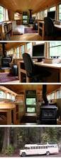 old bus turned into a tiny house http tinyhouselistings