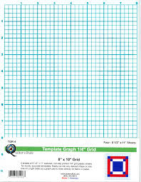 Plastic Template Sheets Template Graph 1 4 Grid Ee Schenck Co
