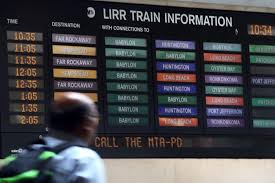 labor day transit more lirr metro trains on friday ny